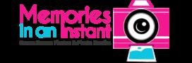 Memories In An Instant logo