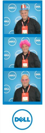 dell sample photo booth strip