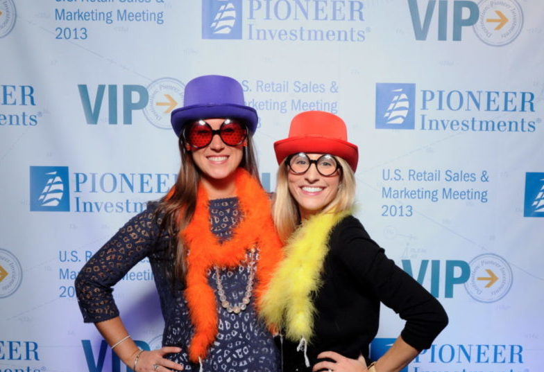Pioneer Investments step and repeat