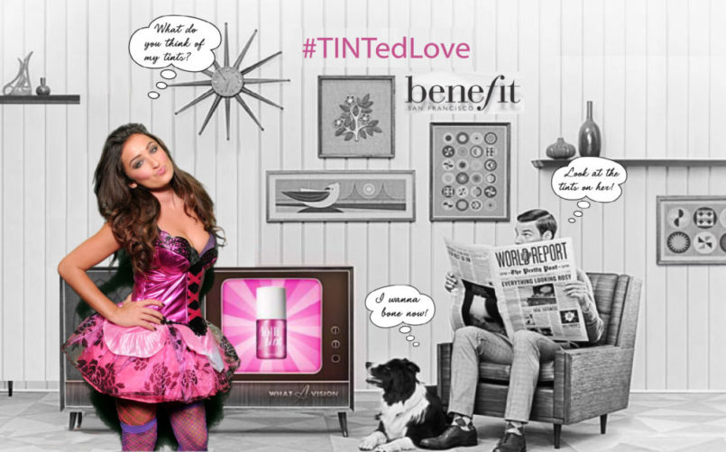 Benefit Cosmetics Activation