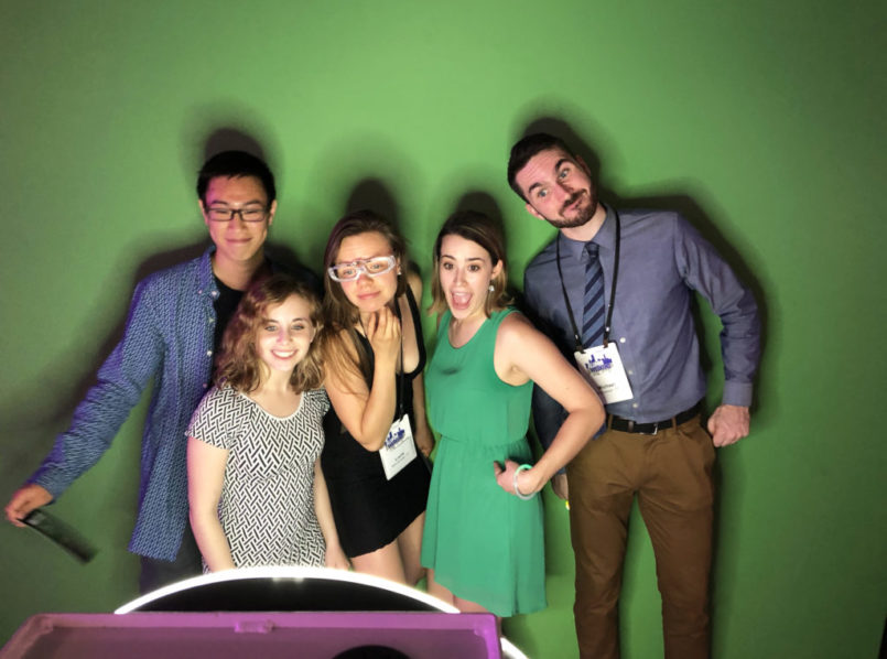 GIF Booth session